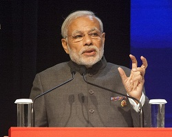 Indian PM Modi at ASEAN Business and Investment Summit in Malaysia