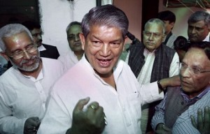 Harish Rawat Upset After Being Ignored For CM Post
